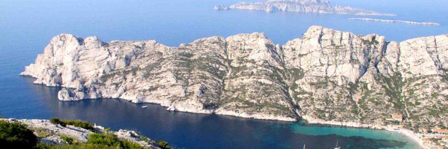 Sortie Calanques Marseille-Cassis du 8 au 11 septembre 2017