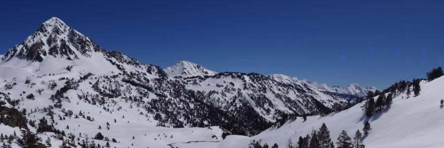 Sorties Ski de randonnée des 28 et 29 mars 2015