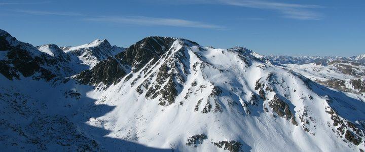Sorties Ski de randonnée des 5 et 6 janvier 2019