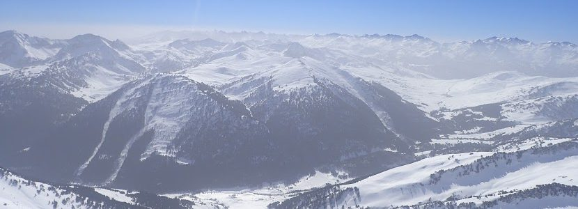 Raid Ski de randonnée en Val d'Aran (Espagne) du 18 au 21 février 2019
