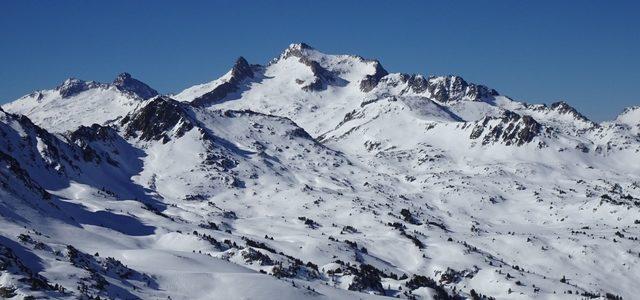 Sorties Ski de randonnée des 23 et 24 mars 2019