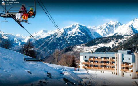 Séjour ski « virtuel » Saint François-Longchamp du 14 au 21 mars 2020